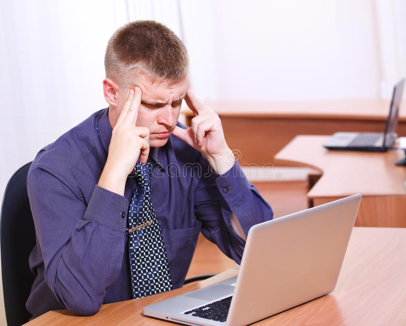 Download Headache stock image. Image of face, student, employee - 27886663