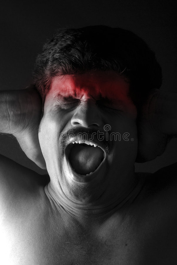 Download Headache stock photo. Image of heavy, worry, emotions - 5986046