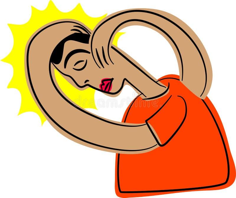 Download Headache Stock Image - Image: 822111