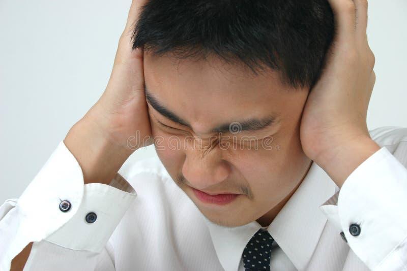 Download Headache stock photo. Image of hand, problem, migraine - 830836