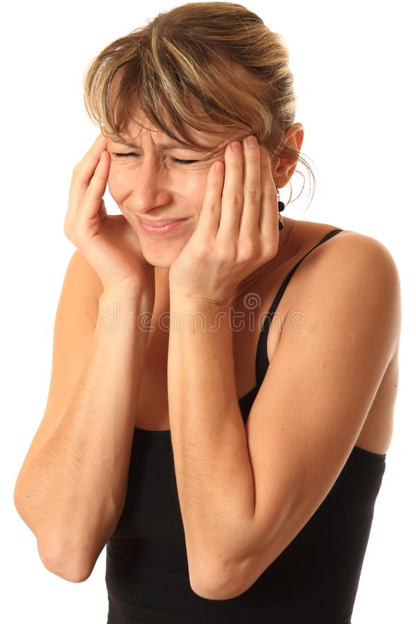 Download Headache, Head Pain Royalty Free Stock Photography - Image: 22181987