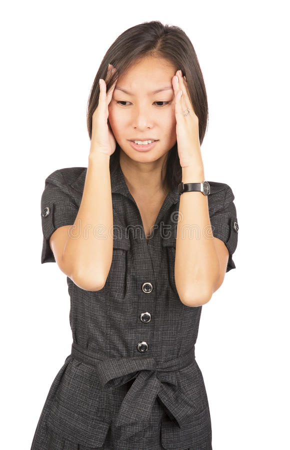 Download Headache And Stress Royalty Free Stock Photos - Image: 36183638