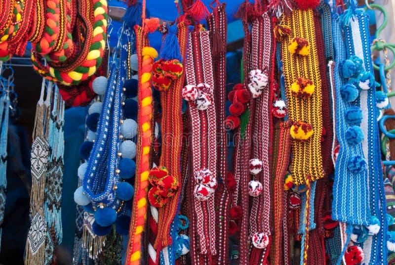headbands hutsul στοκ εικόνες