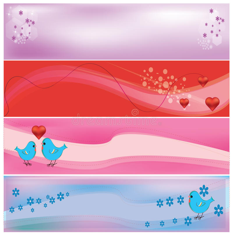 Download Headers stock vector. Image of love, flourishes, decor - 29696621