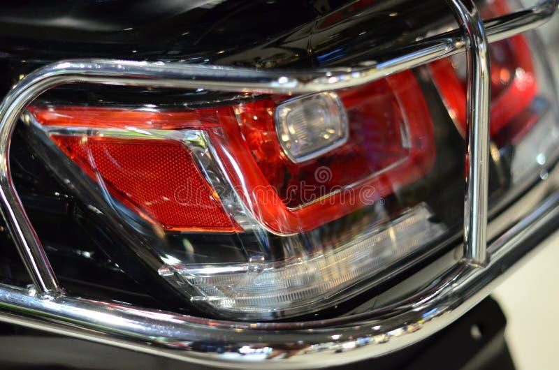 Headlamp мотоцикла стоковые изображения rf