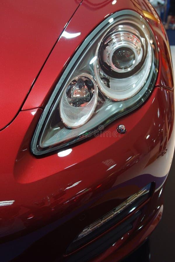 headlamp samochodowi sporty obrazy royalty free