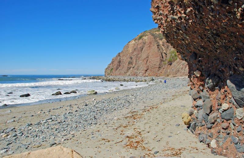 Headland Dana Point. стоковые изображения rf
