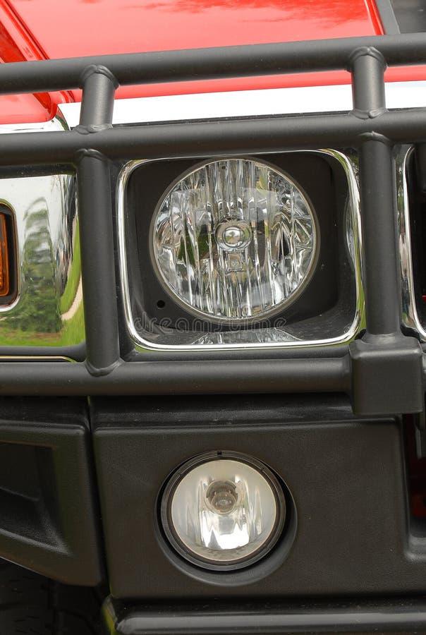 Headlight#1 foto de archivo libre de regalías