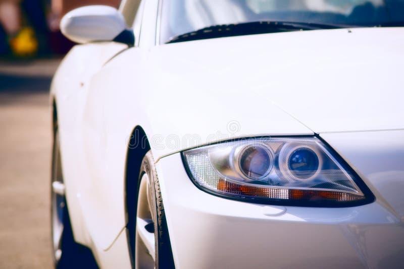 Download Headlight stock photo. Image of white, wheel, front, auto - 14713172