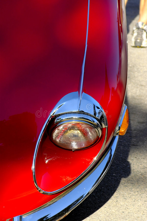 Download Headlight stock photo. Image of type, vintage, headlight - 158394