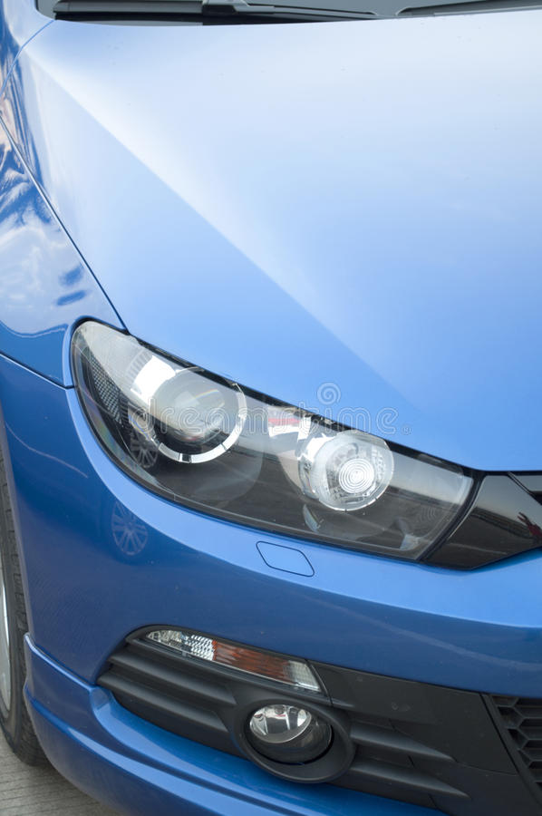 Download Headlight stock photo. Image of series, bumper, cost - 22325624