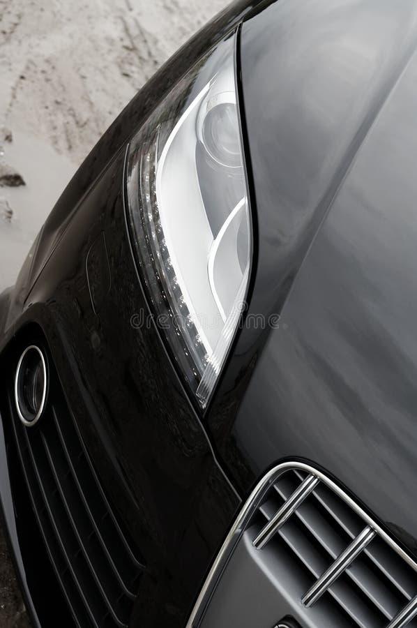 Headlight Detail Royalty Free Stock Photography