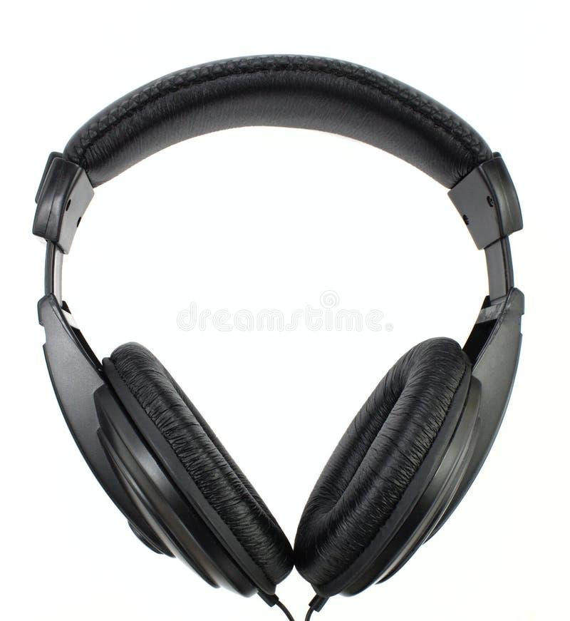 Headphone. Isolared on white background royalty free stock photos