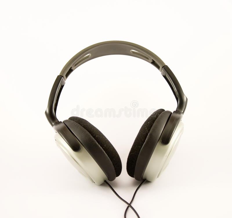 Download Headphones stock photo. Image of device, isolated, loud - 10814086