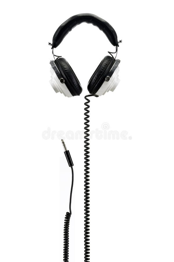 Free Headphones Royalty Free Stock Image - 4681326