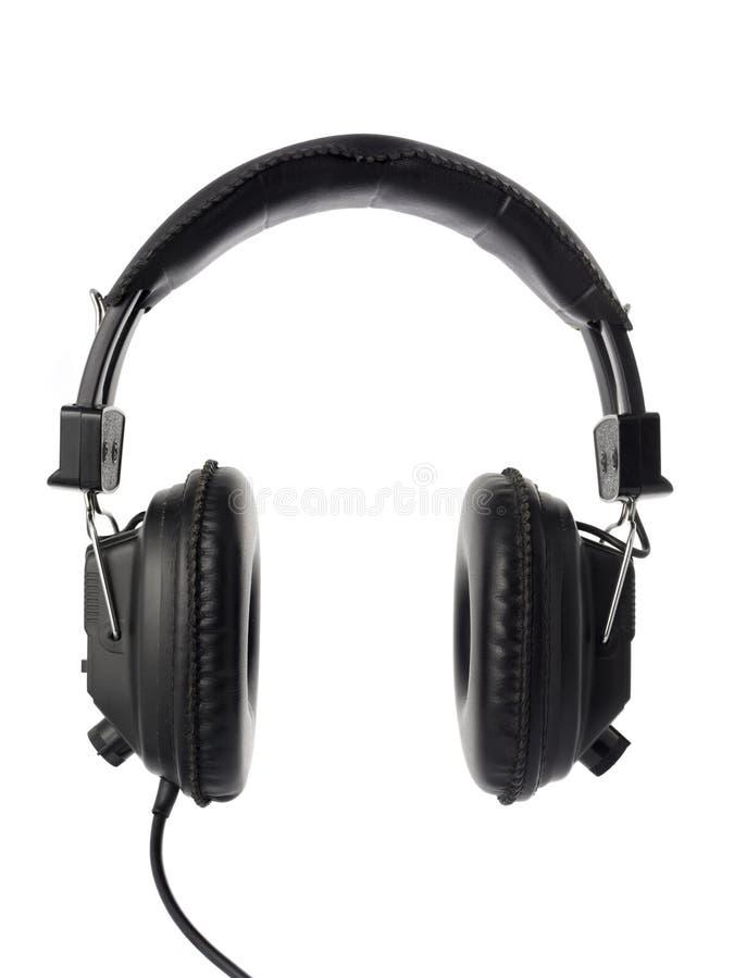 Download Headphones. stock photo. Image of background, tunes, electronics - 7850960