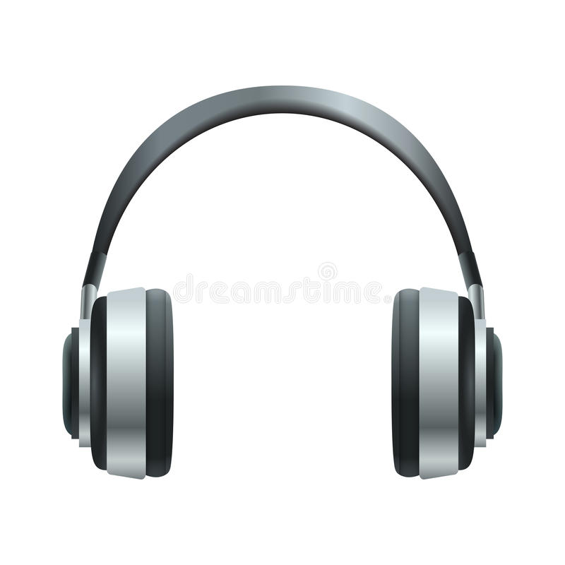 Download Headphones stock vector. Image of illustration, graphic - 42190780