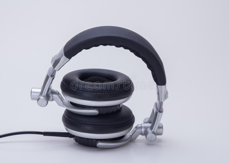Download The Headphones Royalty Free Stock Photography - Image: 31484407