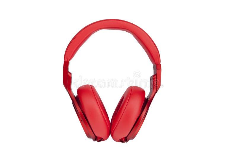 Download Headphones On White Backgroun Stock Image - Image: 33008219