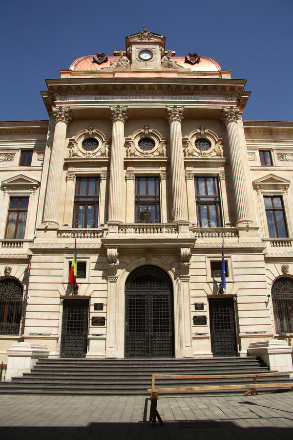 Download Headquarters Of The National Bank Of Romania Editorial Photography - Image: 33538697