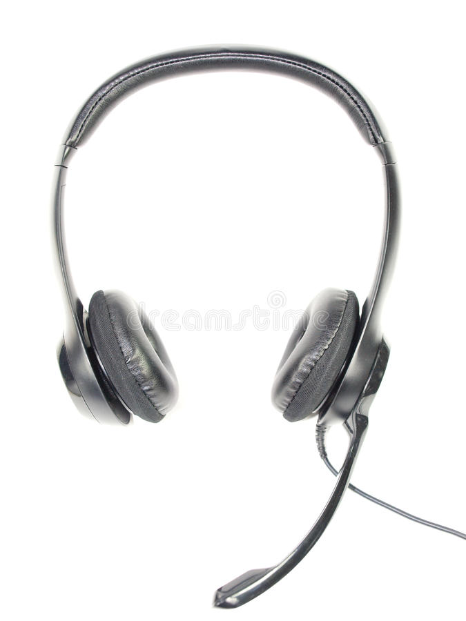 Free Headset Royalty Free Stock Photography - 12543777