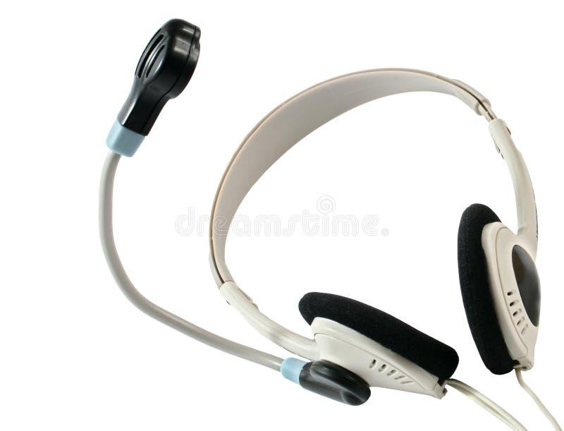 Download Headset stock image. Image of secretary, communicate, chat - 432941