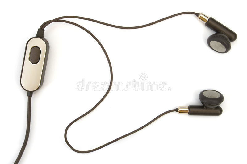 Headset (hands free) stock photos