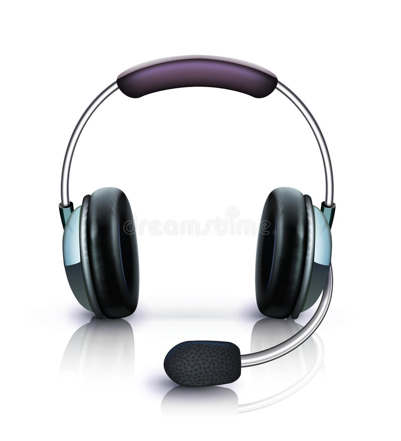 Download Headset Icon Stock Image - Image: 24676151