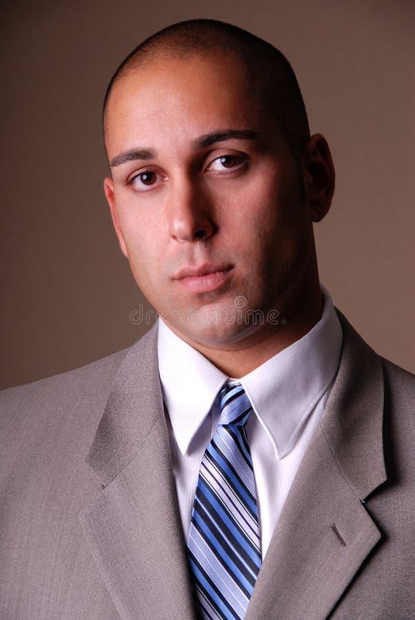 Headshot d'homme d'affaires. photo libre de droits