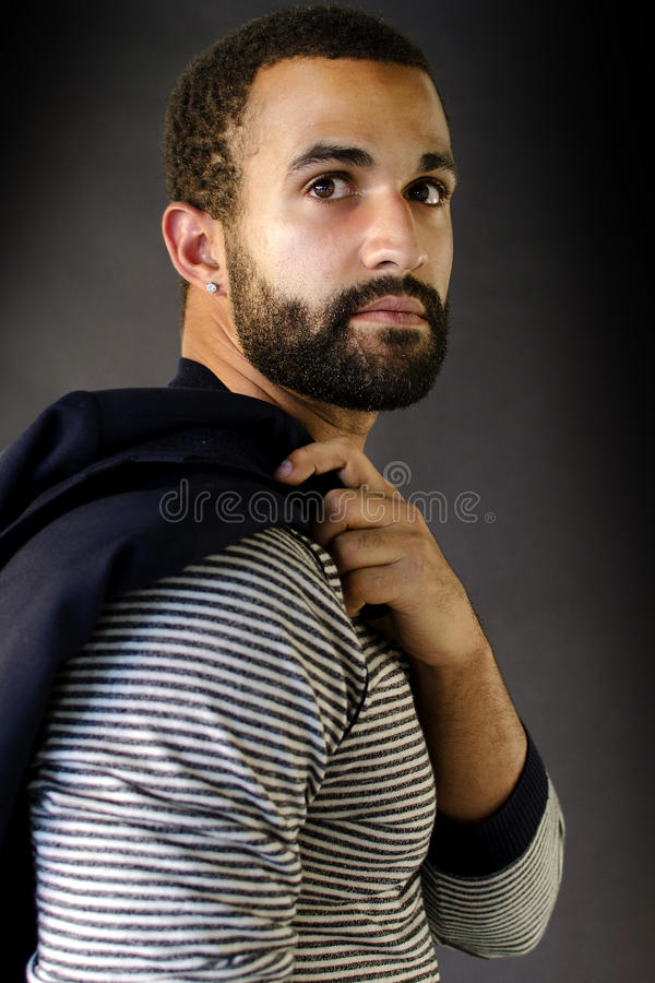 Download Headshot Of A Man With Beard Stock Photos - Image: 35491573