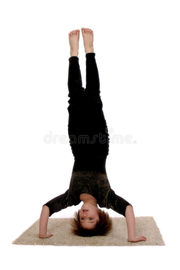 Download Headstander Stock Photos - Image: 1711373