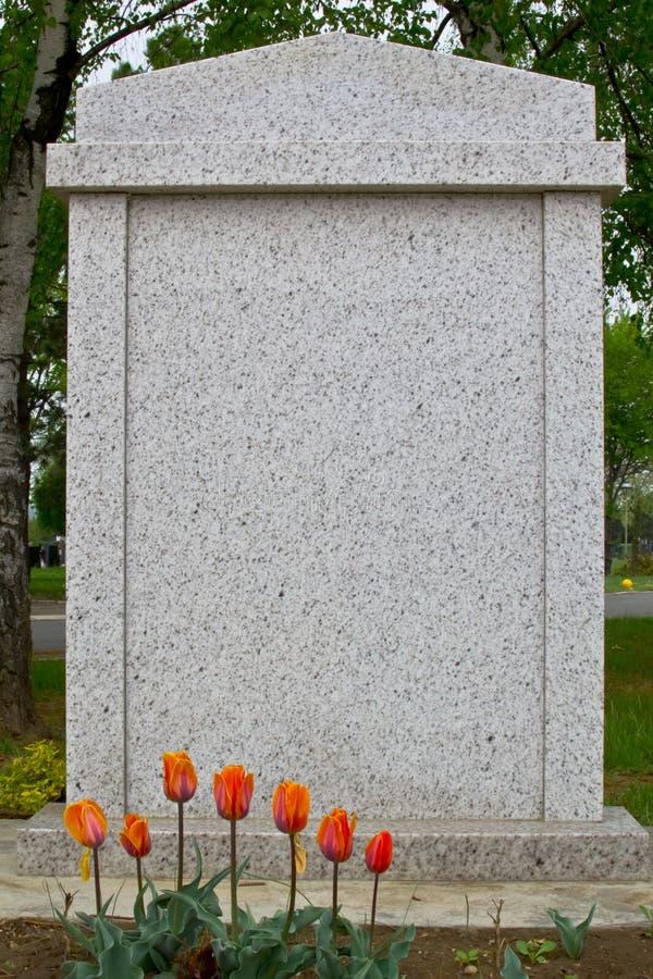 Headstone foto de stock royalty free
