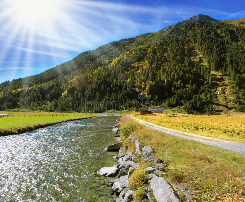 headwaters image stock