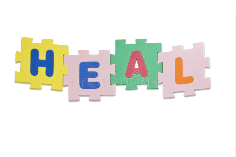 Download Heal Alphabet stock photo. Image of health, isolated - 10526794