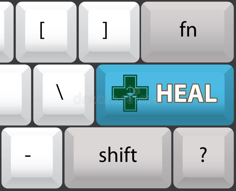 Download Heal symbol stock illustration. Illustration of lock - 22462539