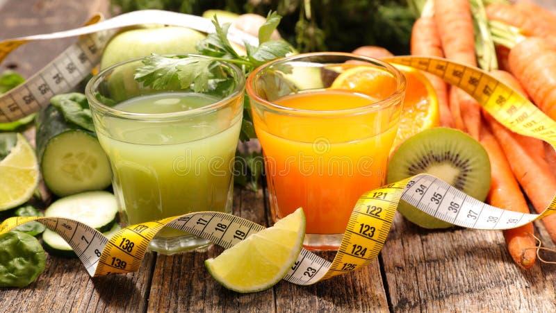 Healhty smoothie stock image