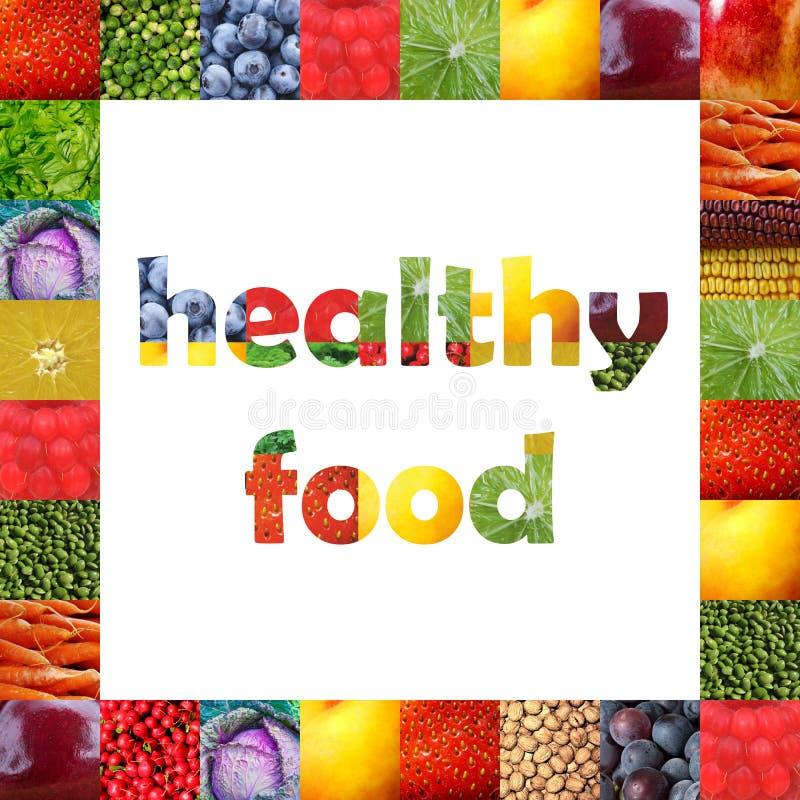 Healhy食物 库存图片
