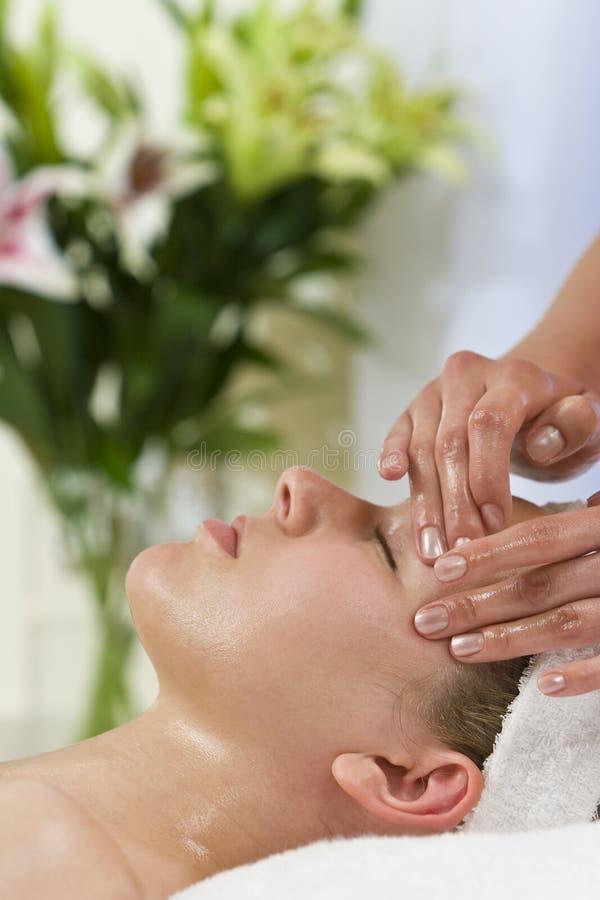 Download Healing Hands stock photo. Image of alternative, facial - 8841962