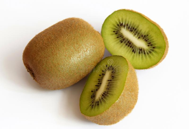 Healing juicy fruit kiwi royalty free stock photos