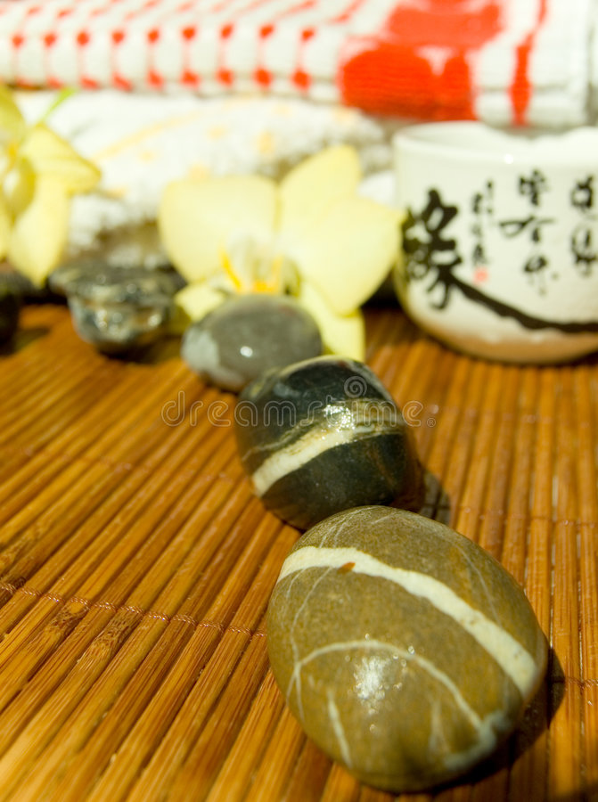 Download Healing Stones For Wellness Stock Photo - Image: 2221490