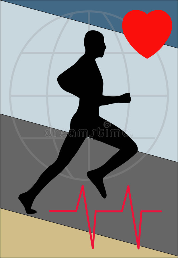 Download Health stock illustration. Illustration of youth, sport - 812460