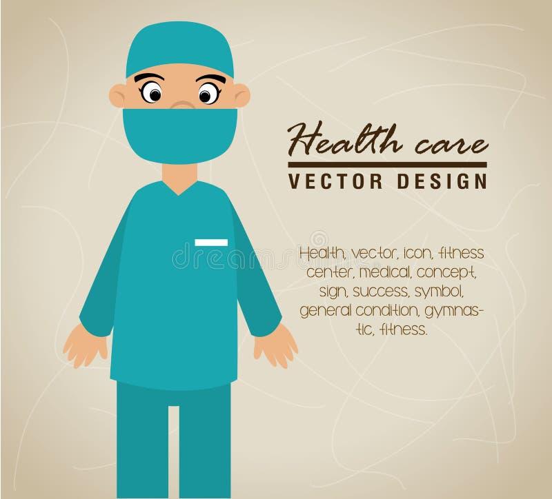 Health care royalty free illustration