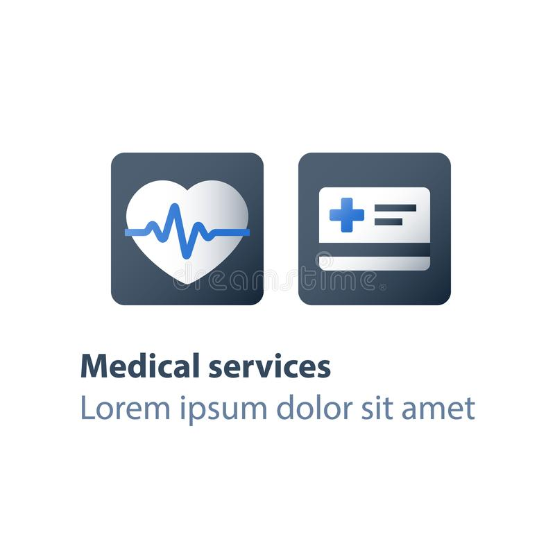 Health Insurance, Medical Program, Checklist Clipboard And ...