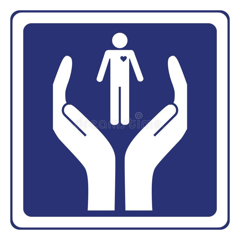 Картинка эмблема охрана труда