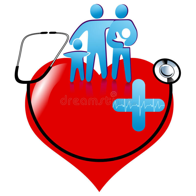 Download Health care sign stock illustration. Image of illness - 16953564