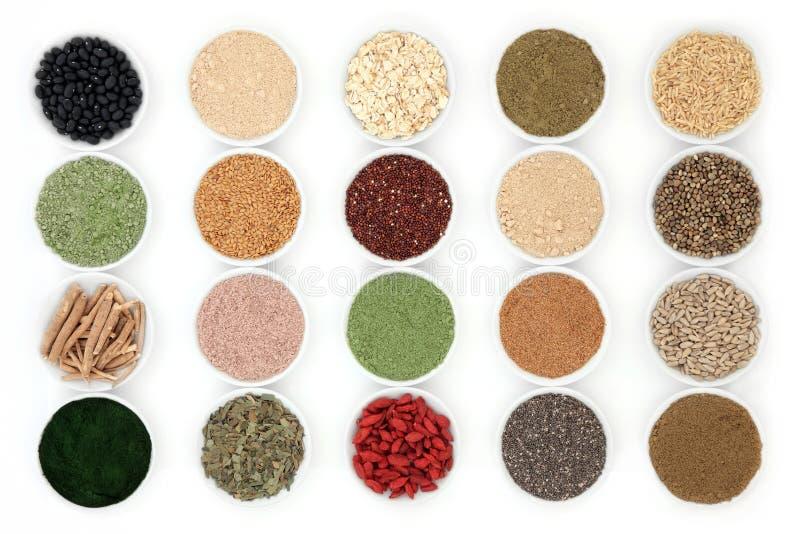 Health Food stock image