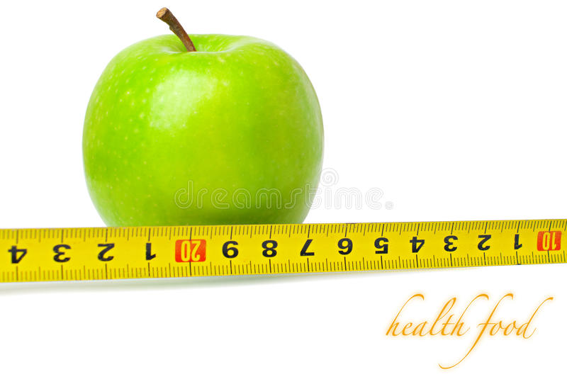 Health Food Concept Royalty Free Stock Photo