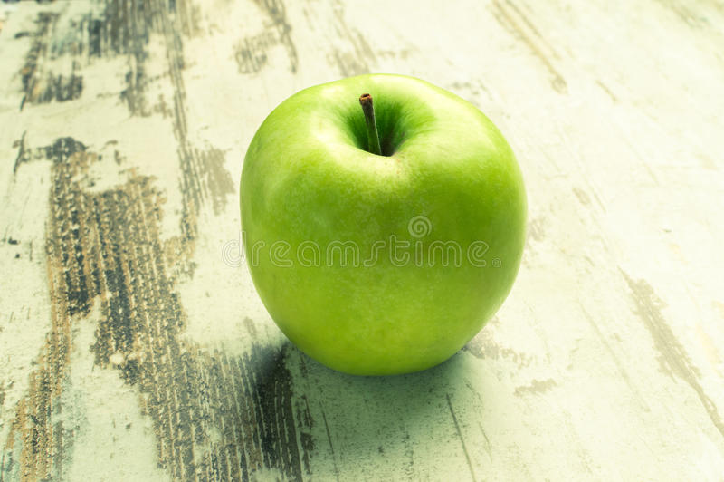 Download Health. Green Apple With Medical Stethoscope Stock Photo - Image: 83710613