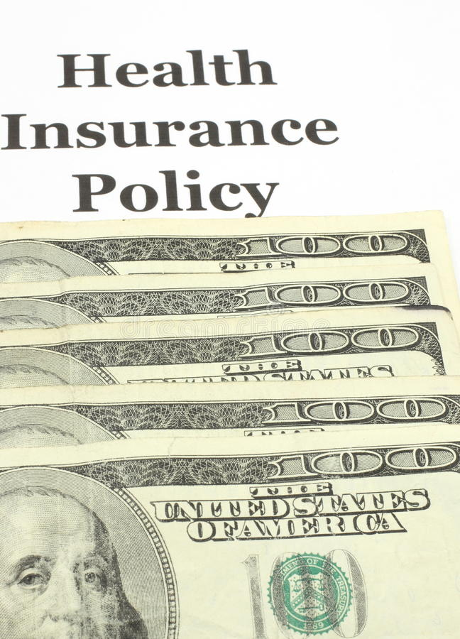 Download Health Insurance Policy With Ben Stock Image - Image of insurance, cash: 13825377