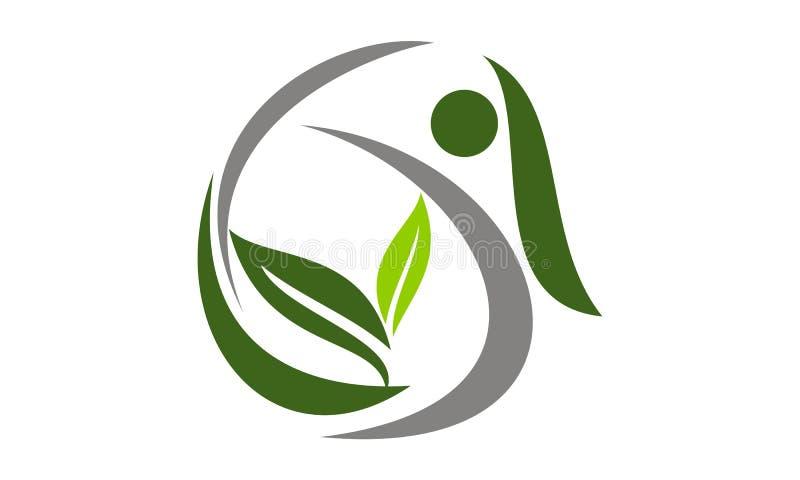 Health life Nutrition. Logo Design Template Vector vector illustration
